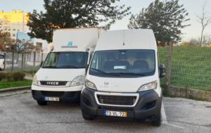 Transportadora De Mudanças low cost Queluz